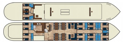 Elizabeth Floor plan